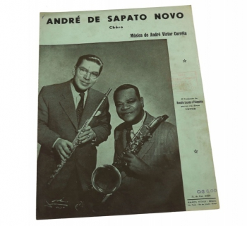 André de Sá Pato Novo (letra)